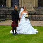 Свадебные традиции Шотландии.