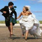 Свадебные традиции Шотландии. Окончание