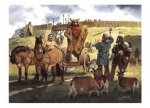 Формирование обычаев древних кельтов
